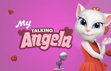 play My Talking Angela on PC
