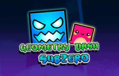 play Geometry Dash Sub-zero on PC