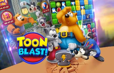 play Toon Blast on PC